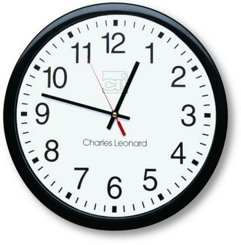 Charles Leonard Inc. Wall Clock, 14