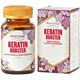 Reserveage Nutrition - Keratin Booster with Biotin, for Healthy Hair, Nails, and Skin, 60 veg capsules