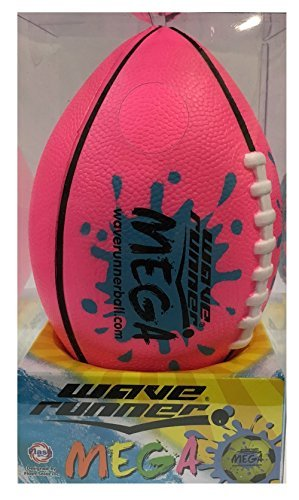 flash-sale-wave-runner-mega-football-water-bouncer-skipping-ball-pink-by-flash-sale