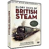 Glory Days of British Steam [DVD]