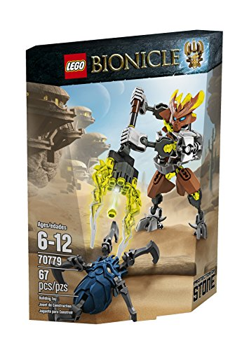 LEGO Bionicle 70779 Protector of Stone Building Kit - 1
