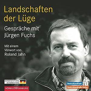 Landschaften der Lüge Hörbuch