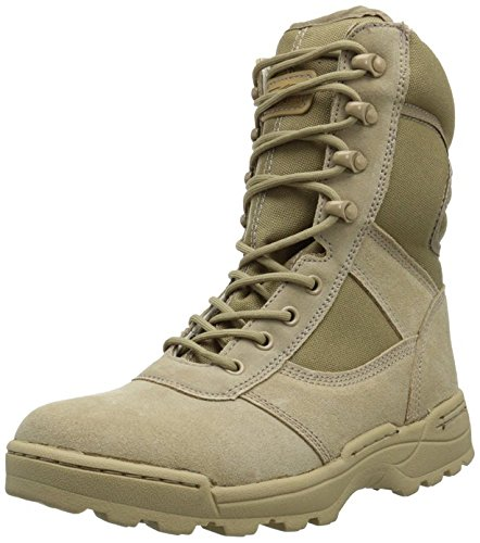 Ridge Footwear Men's Dura-Max Desert Zipper Work Boot,Sand,11.5 M US (Boots Footwear)