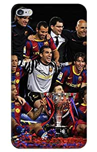iessential football Designer Printed Back Case Cover for Apple iPhone 5