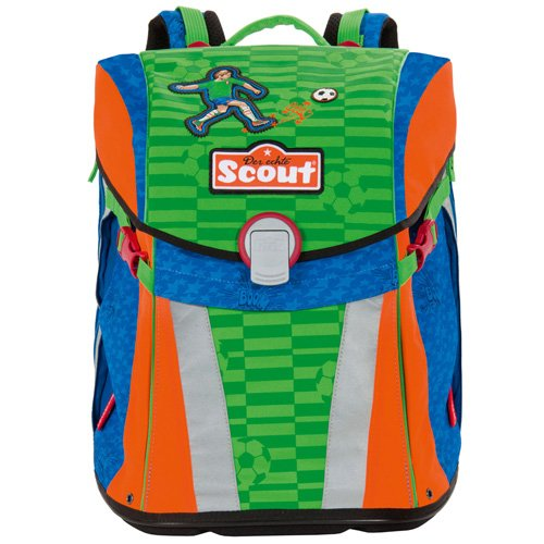 Scout - Alfred Sternjakob, Zaino casual, verde (green), 40 cm