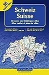 Atlas routiers : Suisse, 35 villes (a...