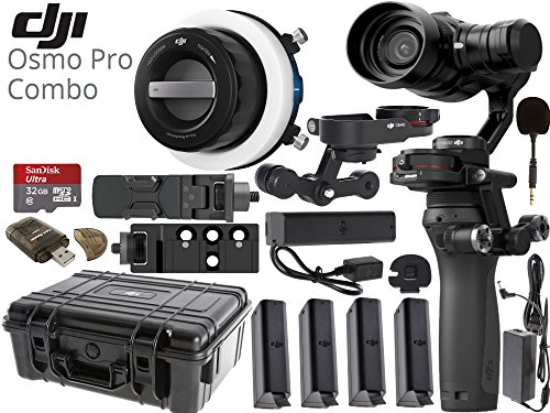 Price Tracking For Dji Osmo Pro Bundle Includes Dji