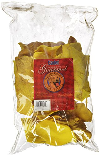 Artikelbild: IMS Trading 10061-16 Chicken Rawhide Chips for Dogs, 1-Pound by IMS Trading