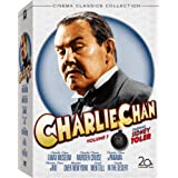 Charlie Chan Collection, Vol. 5 (Charlie Chan At The Wax Museum/Murder Over New York/Dead Men Tell/Charlie Chan In Rio/Charlie Chan In Panama/Murder Cruise/Castle in the Desert) [Import]by Sidney Toler