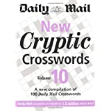 Daily Mail: New Cryptic Crosswords 10 (The Mail Puzzle Books)