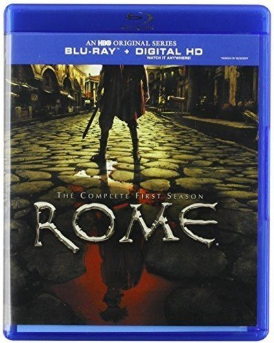 Blu-ray : Rome: The Complete First Season (Boxed Set, Repackaged, 5 Disc)