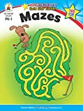 Mazes, Grades PK - 1: Gold Star Edition (Home Workbooks)