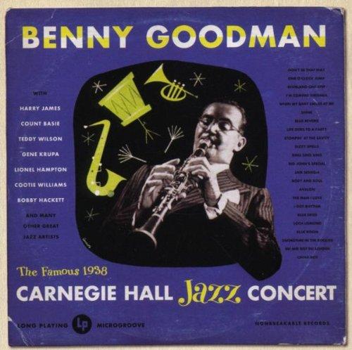 ライブ・アット・カーネギー・ホール 1938