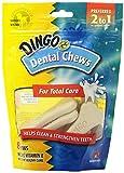 Dingo Denta-Treats Whitening Chews, Regular, 8-Count