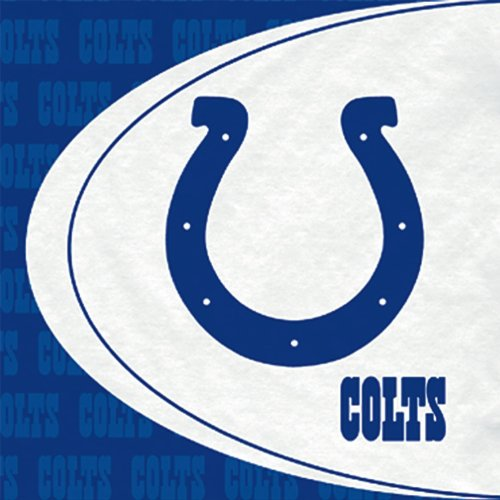 Indianapolis Colts Lunch Napkins - 1