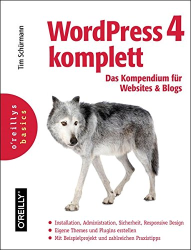 Praxiswissen WordPress 4