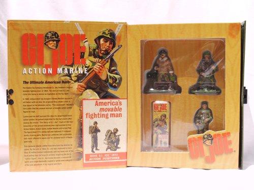 gi-joe-action-marine-3-piece-w-britain-pewter-replicas-paratrooper-action-marine-tank-commander-2000