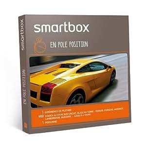 SMARTBOX - Coffret Cadeau - En pole position