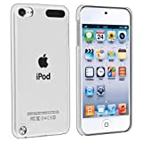 eForCity Clip-on Crystal Case for Apple iPod Touch 5G, Clear Rear