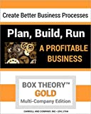 For Superior Business Operations - Improve Quality, Efficiency, Lower Costs with Better Business Systems and Processes - BPM - Small / Midsize Business Software - Box Theory Gold Multi-Company Version