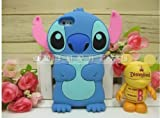 Dream Skin Disney 3d Stitch soft iphone 5 case coverfor Cartoon style