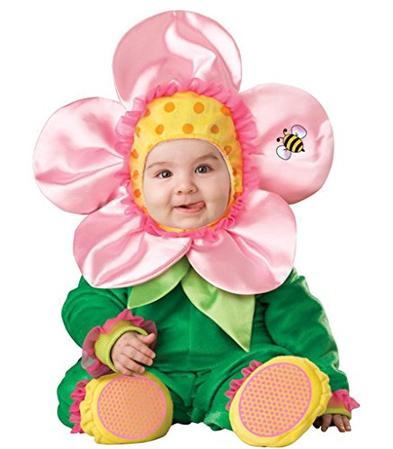 [Y&T Baby's Sunflowers Girls Infant Blossom Costumes Holiday Cuddly Outwear XL] (Baby Blossom Costume)
