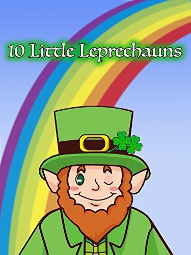 10 Little Leprechauns