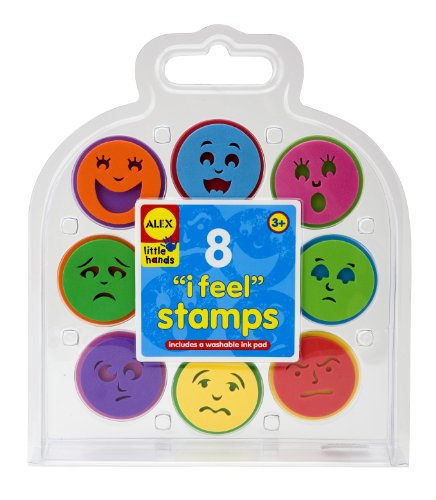 ALEX Toys Little Hands I Feel Stamps