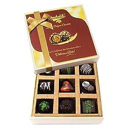 9pc Yummy Dark Chocolate Box - Chocholik Belgium Chocolates