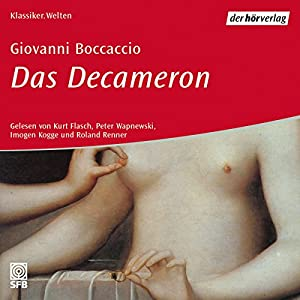 Das Decamerone Hörbuch