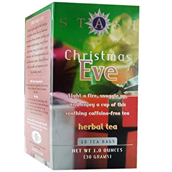 18 ct Christmas Eve Herbal Tea