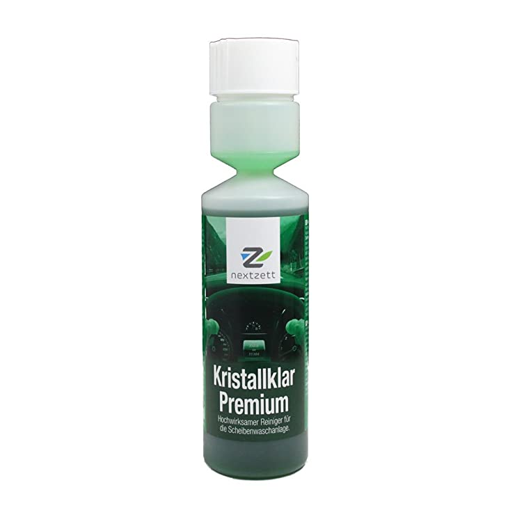 nextzett 92100815 Kristall Klar Washer Fluid Concentrate - 8.5 fl. oz.