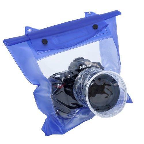 デジタル一眼レフカメラ専用 防水ケース/防じんケース レンズ径80mm迄