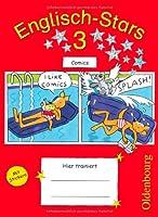 Englisch-Stars 3. Comics: Comics