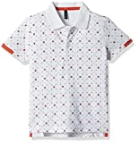 #2: United Colors of Benetton Baby Boys' Polo (17P3089C0011I_902_White_2Y)