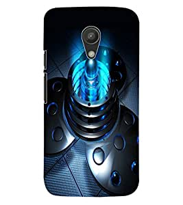 ColourCraft Digital Design Back Case Cover for MOTOROLA MOTO G2