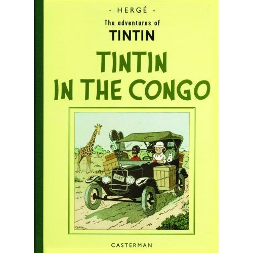 Le Avventure di Tintin: Tintin in Congo (Italian edition of Tintin in the Congo)