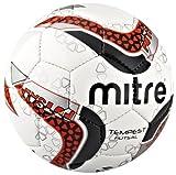 Acquista Mitre - Tempest Futsal, Pallone da calcio, misura 4, colore: Bianco/Rosso/Nero