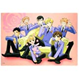 Anime Ouran High School Host Club - High Grade Glossy Laminated Poster