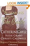 A Summons From the Castle (Regency Christmas Summons Book 3)