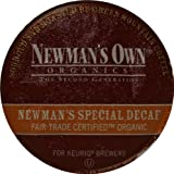 511a7QlzGCL. SL160  Green Mountain Coffee Newmans Special Decaf,  K Cup Portion Pack for Keurig K Cup Brewers, Certified Organic, 24 Count
