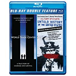 World Trade Center / Untold History of Usa: Part 3 [Blu-ray]