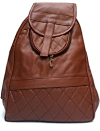 Levent Women's Bags Backpack (Brown)