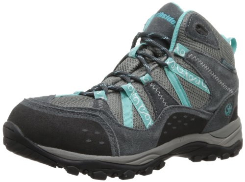 Northside Women'S Freemont Hiking Boot,Grey/Light Blue,8 M Us front-39902