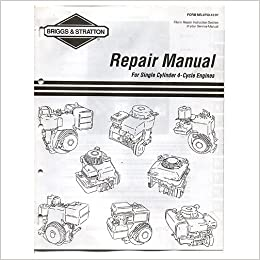 Briggs And Stratton Model 10a902 Repair Manual