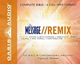 img - for The Message Remix Bible: Complete Bible book / textbook / text book