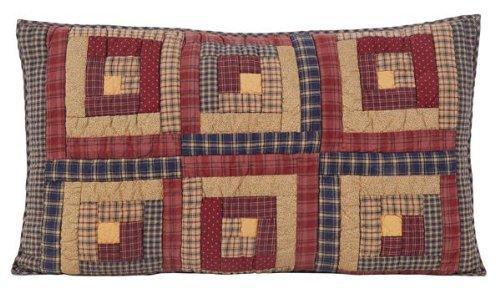"""Millsboro 21x37"""" Quilted Luxury Pillow Sham"""