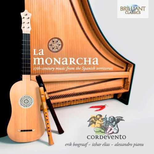 Buy Monarcha: 17th Century Music From the Spanish From amazon
