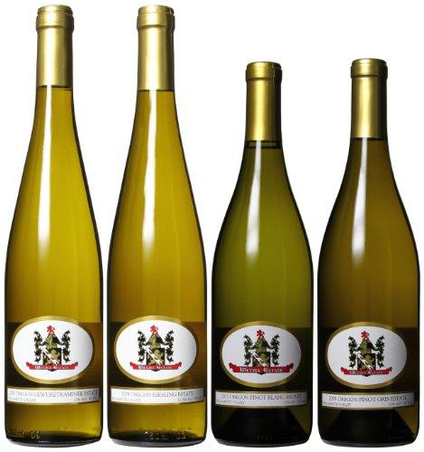 Wetzel Family Willamette Best Of Oregon Whites, 4 X 750 Ml