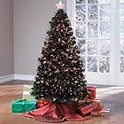 Brylanehome Pre-Lit 5' Fiber Optic Holiday Christmas Tree